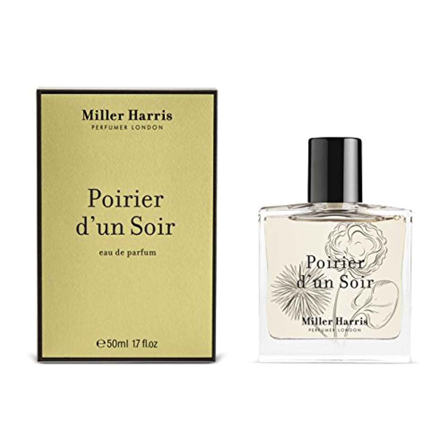 スチュワードピアース歩くミラーハリス Poirier D'un Soir Eau De Parfum Spray 50ml/1.7oz並行輸入品