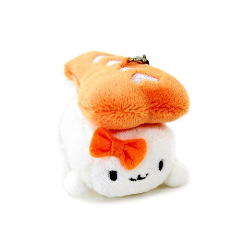 Phone Ring Toy - CHOBA Shrimp Sushi 6cm