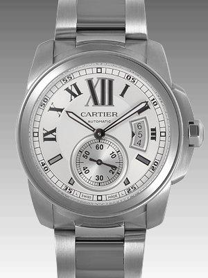 (カルティエ) CARTIER 腕時計 カリブル ドゥ カルティエ W7100015 メンズ [並行輸入品]