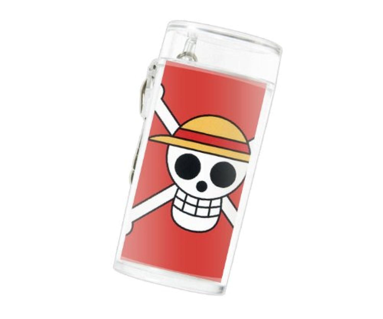 ダーツ チップケース【ファーイースト】アクリルチップケース ワンピース 海賊旗ルフィ