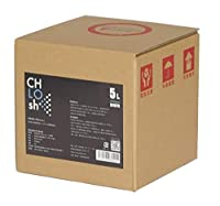 CHLOsh(クロッシュ)除菌消臭剤 詰替用 200ppm/5L