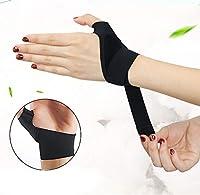 親指スタビライザー、関節炎または軟組織損傷用の関節親指プロテクター、軽くて通気性があり、安定しており、制限はありません。 (M,左手)