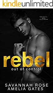 Rebel: Enemies to Lovers Bully Romance (English Edition)