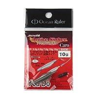 OceanRuler(オーシャンルーラー) ニアリッド アクティブシンカー キャロ 10g