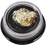 Seawang メーリンドス ネイルデザインパーツ ネイルホイルシール?ステッカー 金銀箔シール グリッターマニキュアアートデコレーション