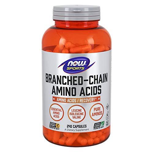 BCAA(バリン・ロイシン・イソロイシン燃焼系アミノ酸ミックス) 240粒 [海外直送品]
