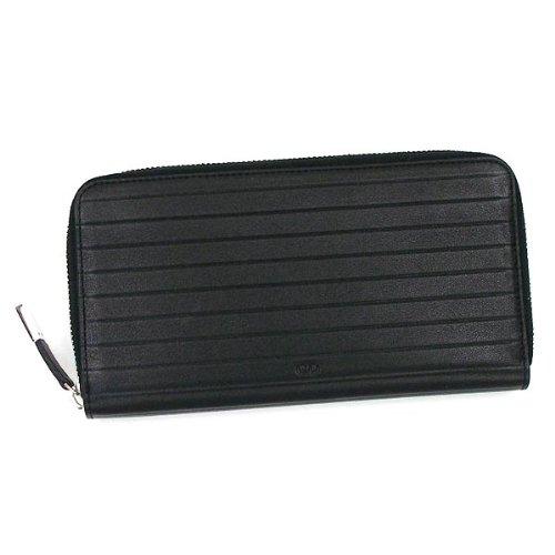ディオール・オム DIOR HOMME ラウンドファスナー長財布 ブラック VEA 2BKBC011 900 【並行輸入品】