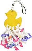 Jungle Talk Pet Products BJN98605 Lots of Legs Bird Activity Toys, Small/Medium by Jungle Talk Pet Products