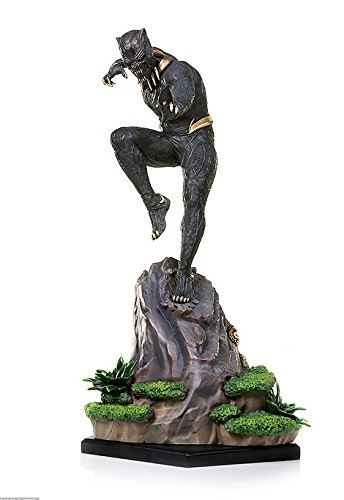 ブラックパンサー キルモンガー 1/10 バトルジオラマシリーズ アートスケール スタチュー
