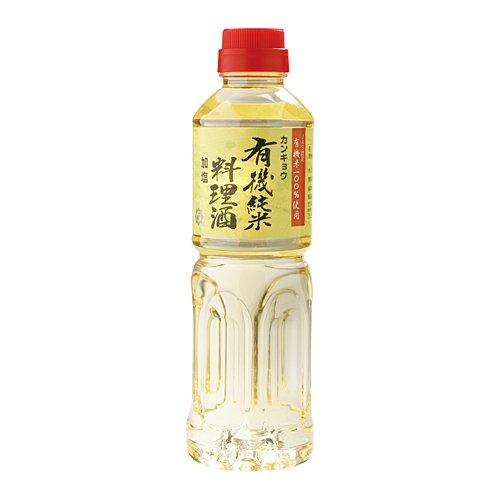 有機純米料理酒<500ml>