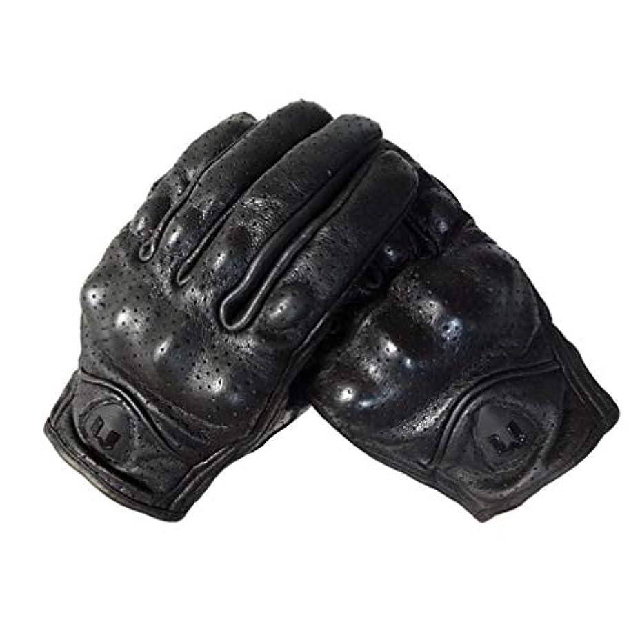 けがをするお金ゴムびっくりLIOOBO 冬革手袋フルフィンガーサイクリング手袋オートバイの手袋運転手袋タッチスクリーン手袋男性用女性