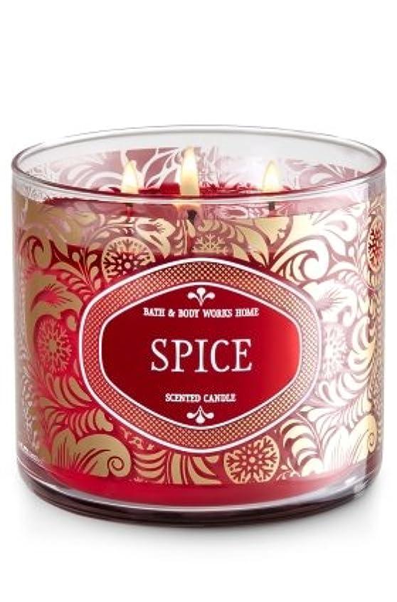 農夫会話信号Spice 3-wick Scented Candle