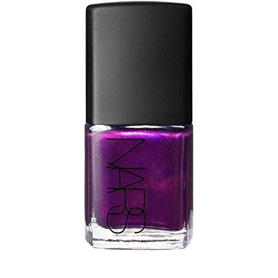 ウガンダ不適当運命[Nars] 紫の雨の中でのNarマニキュア - Nars Nail Polish in Purple Rain [並行輸入品]