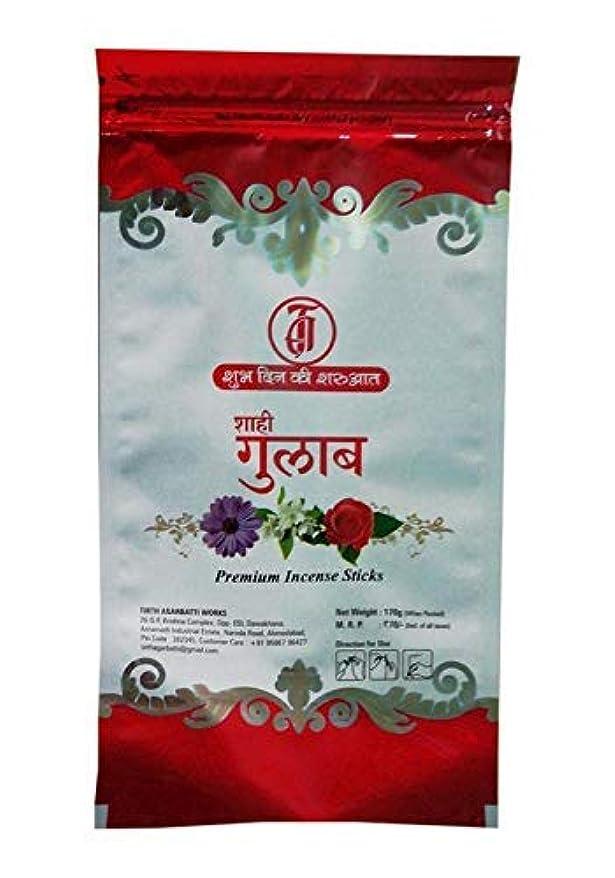 些細他のバンドで偽造TIRTH Sahi Gulab Premium Incense Stick/Agarbatti (170 GM Pack) Pack of 2