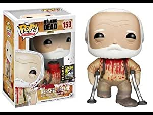 SDCC 2014 Funko Pop Exlusive Television #153 Walking Dead Hershel Greene (Bloody) by Funnko [並行輸入品]