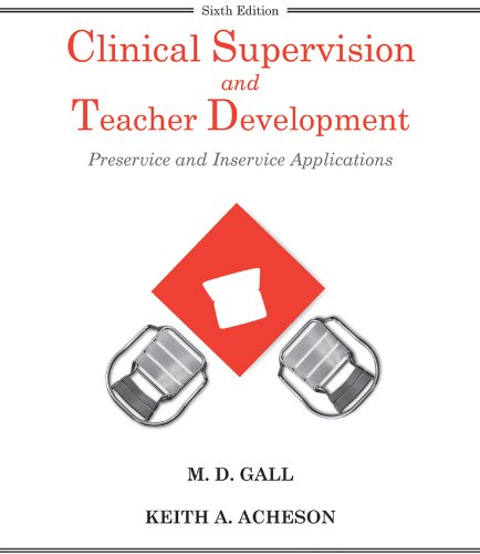 Download Clinical Supervision and Teacher Development 047038624X
