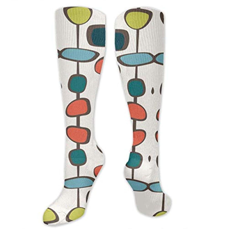 拾う聴覚障害者機動靴下,ストッキング,野生のジョーカー,実際,秋の本質,冬必須,サマーウェア&RBXAA Mid Century Modern Bead Socks Women's Winter Cotton Long Tube Socks...