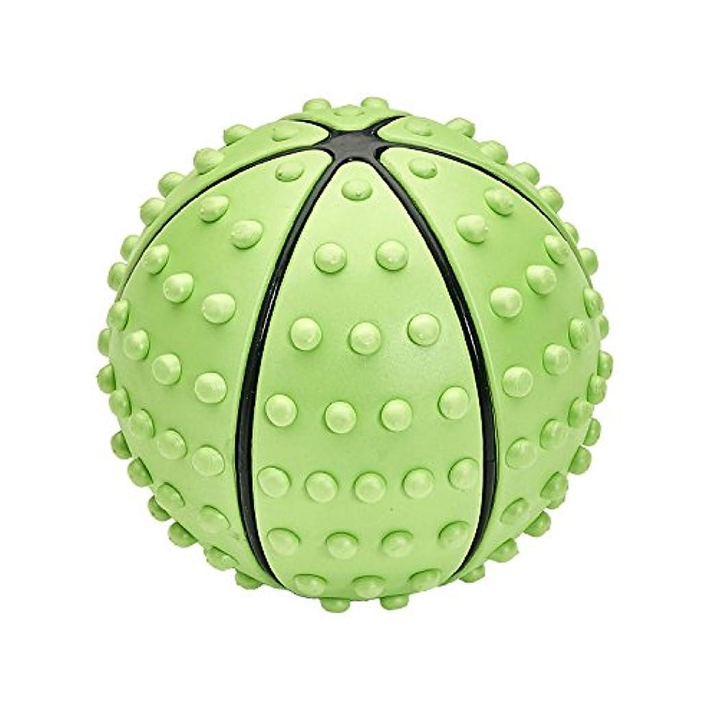 飢四半期周囲IRONMAN CLUB(鉄人倶楽部) 指圧 ストレッチ ボール KW-900 リフレッシュ トレーニング こりほぐし