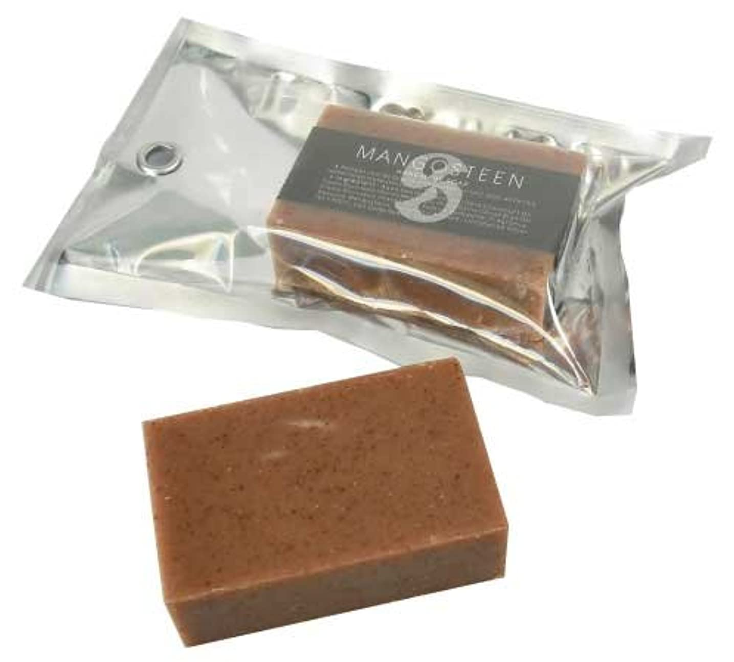 寮印刷する田舎ソープ アンド セント ハンドメイド ソープ マンゴスチン 95g