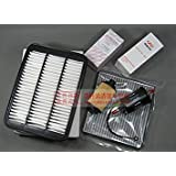 Used for Chery, tiggo, DVVT Engine, air Filter + Oil Filter air Conditioning Filter + Fuel Filter + Free Shipping