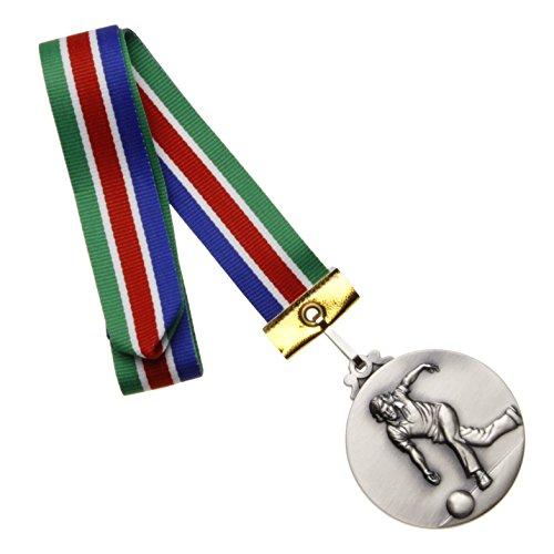 [해외]ASACO (아사코) LM 메달 볼링 LM9530 실바 - φ53mm/ASACO (Asako) LM Medal Bowling LM9530 Silver - φ 53 mm
