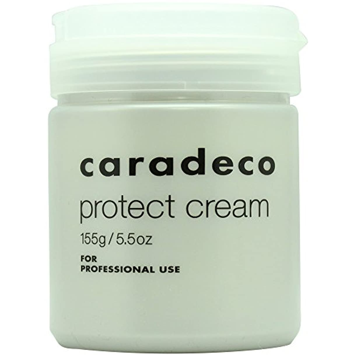 【ナカノ】キャラデコ プロテクトクリーム (皮膚用保護クリーム) 155g
