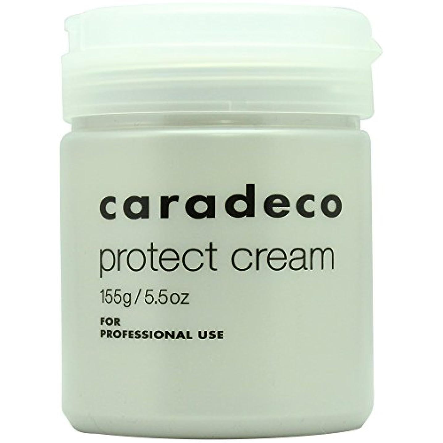 配置適合する黄ばむ【ナカノ】キャラデコ プロテクトクリーム (皮膚用保護クリーム) 155g