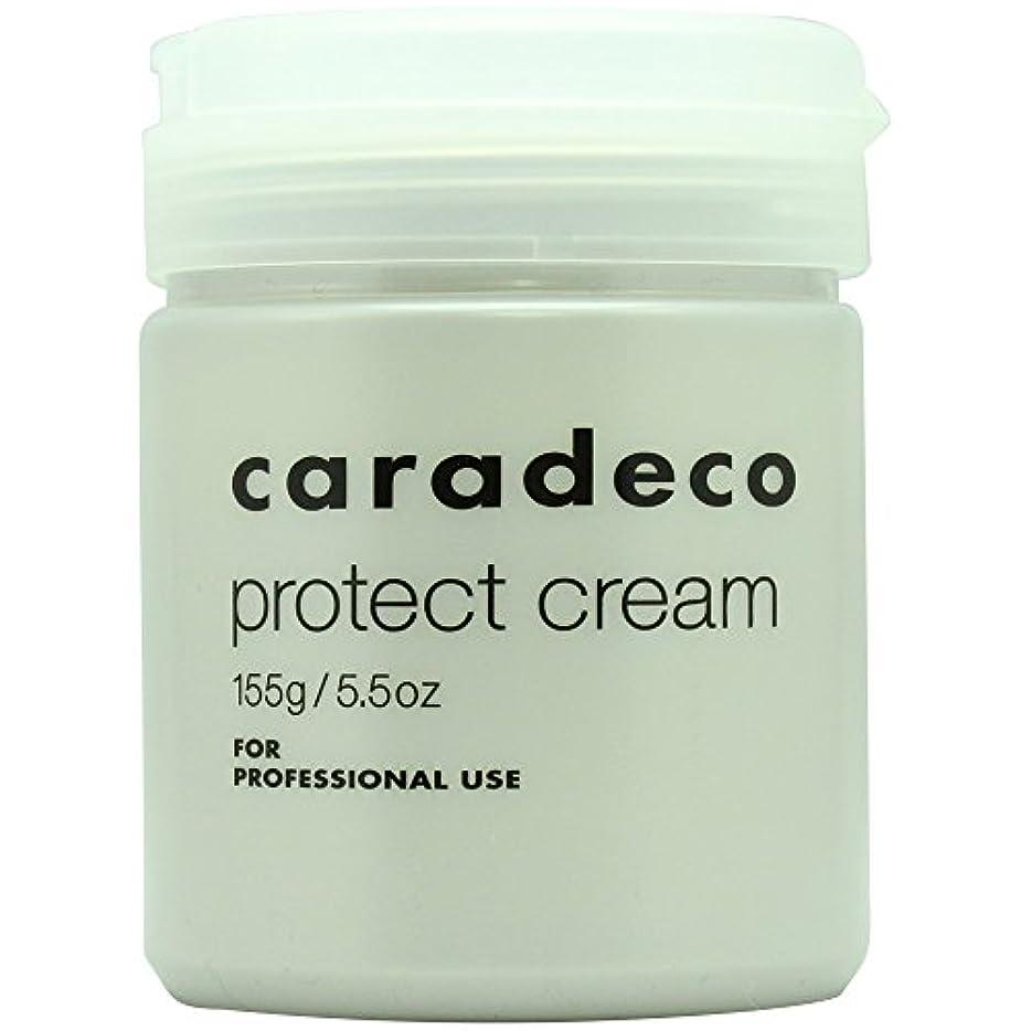 あそこシンプルさ適度な【ナカノ】キャラデコ プロテクトクリーム (皮膚用保護クリーム) 155g