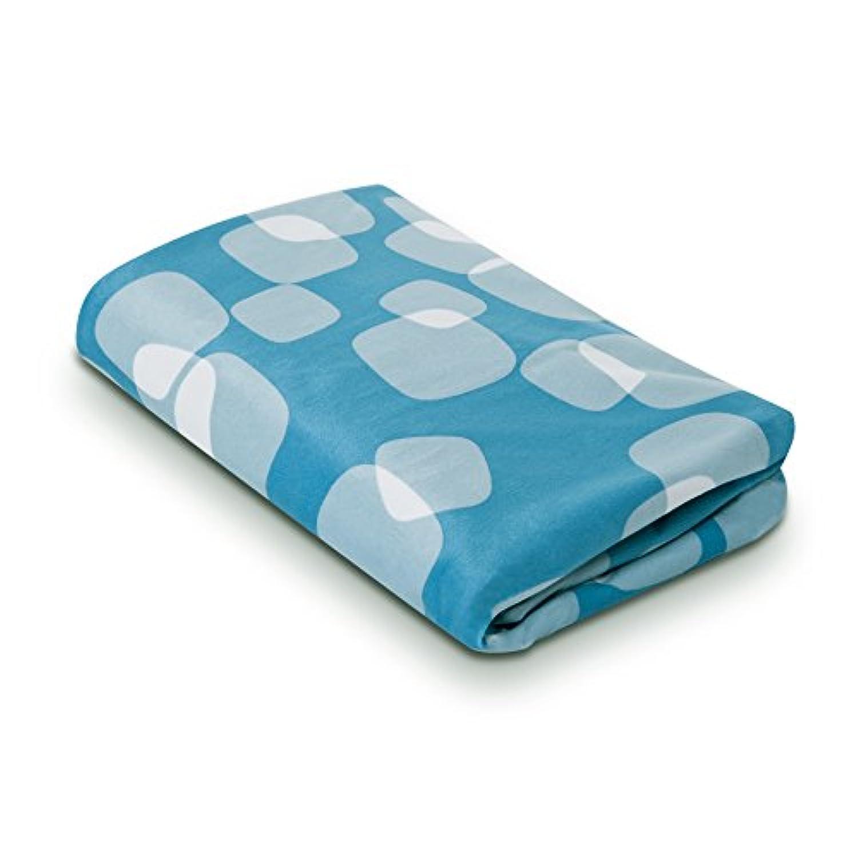 4moms, Breeze, Waterproof Play Yard Bassinet Sheet, Blue by 4moms