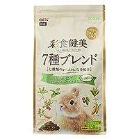 ジェックス 彩食健美 7種ブレンド 7種の和漢植物配合 子うさぎ~5歳まで 大容量 [うさぎ用フード] 1.8kg