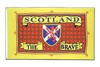 スコットランドスコットランド勇敢な旗、スコットランド、スコットランドの旗、3フィートx 5フィート、MaxFlags®