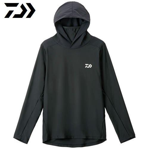 ダイワ ロングスリーブ フーディーラッシュガードシャツ DE-6207