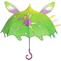 Kidorable 100% Nylon Green Fairy umbrella