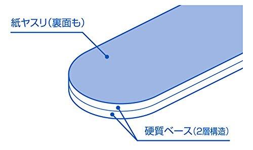 ウェーブ ホビーツールシリーズ ヤスリスティック HARD ♯1000 3枚入り プラモデル用工具 HT-624