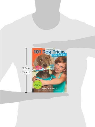 101 Dog Tricks, Kids Edition: Fun and Easy Activities, Games, and Crafts 3