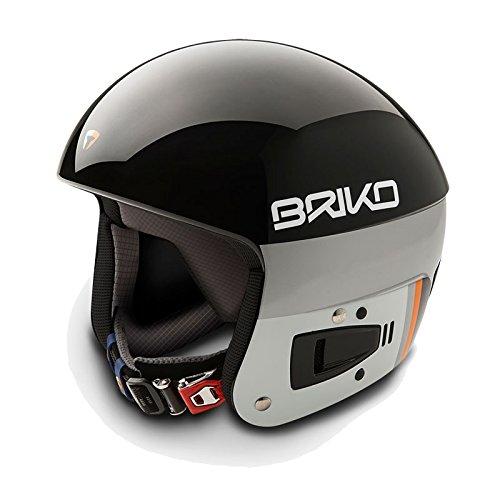 [해외] BRIKO FIS6.8 레이싱 스키 헬멧 SH0001-16 N003(BLACK)-