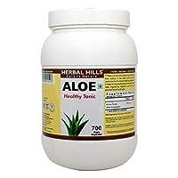 アロエ700野菜カプセル - ビタミン、酵素およびアミノ酸
