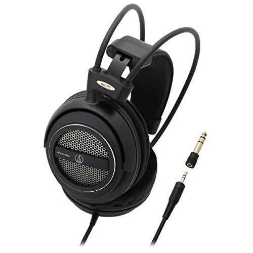 オーディオテクニカ エアーダイナミックヘッドホン ATH-AVA500
