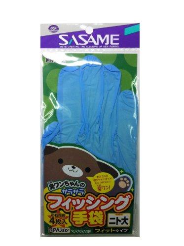 ささめ針(SASAME) PA302 道具屋 フィッシング手袋ニトリスト 大