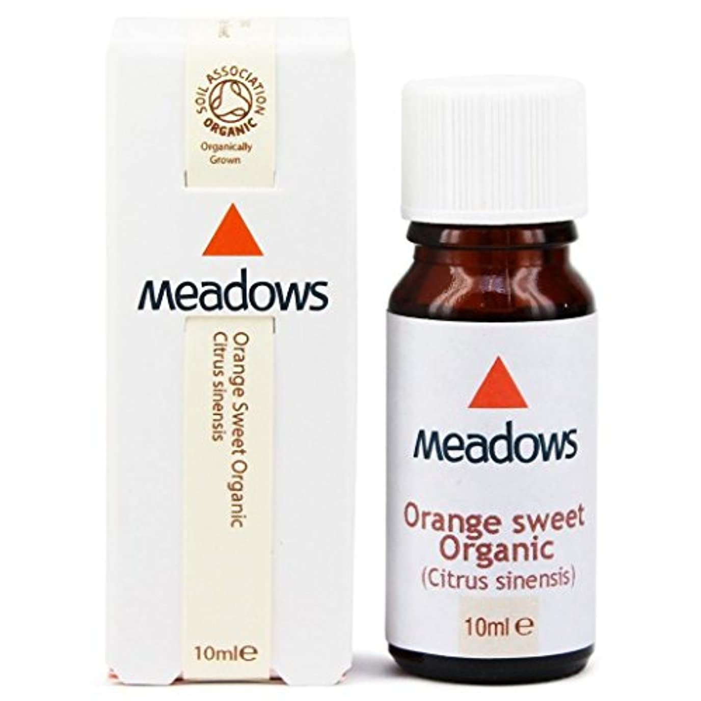 機会明らか小さなメドウズ エッセンシャルオイル オレンジ(スイート) 10ml
