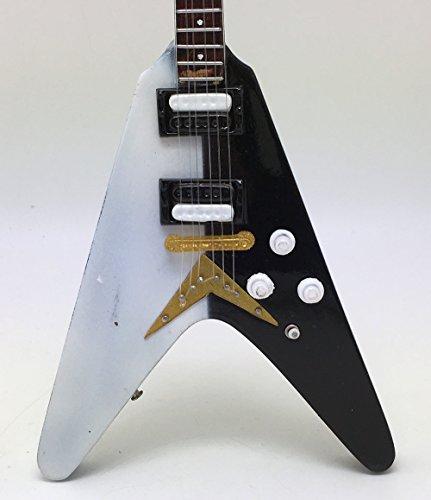 [해외][Musical Story] E-Model 미니어처 기타 마이클 쉥커 DEAN 스타일/[Musical Story] E-Model Miniature Guitar Michael Schenker DEAN Style