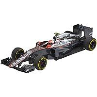 エブロ 1/43 McLaren Honda MP4-30 2015 Early Season Version No.22 Jenson Button 完成品