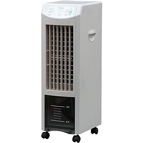 TEKNOS 冷風扇 イオン搭載 タイマー付 リモコン付 風...