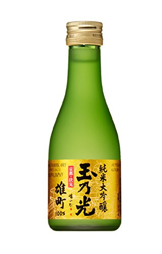 玉乃光 純米大吟醸 玉乃光 雄町100% 瓶180ml