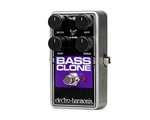 electro-harmonix エレクトロハーモニクス ベースエフェクター コーラス Bass Clone 【国内正規品】