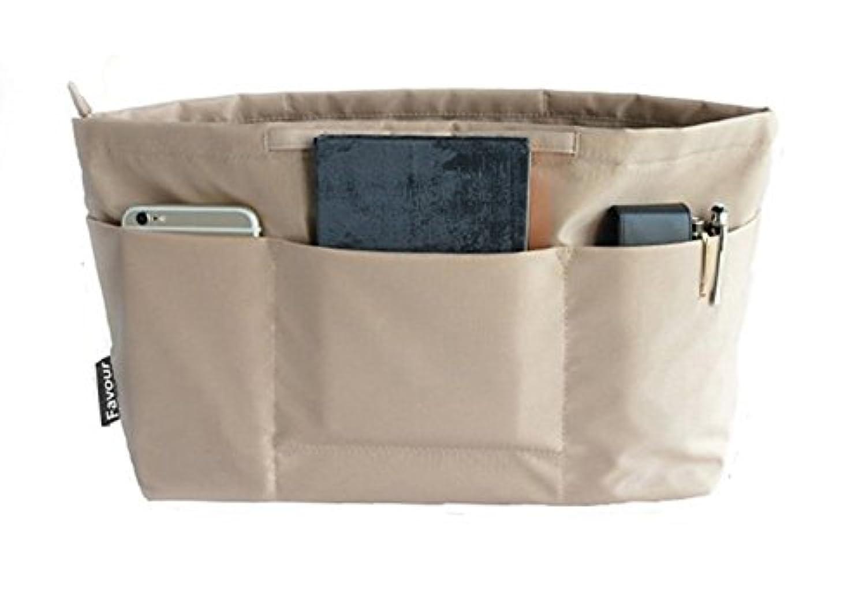 バッグインバッグ バックインバック a4 自立 軽量 トート ハンド バッグに整理