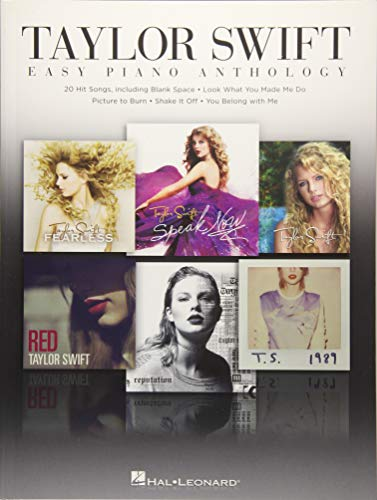 Taylor Swift: Easy Piano Antho...