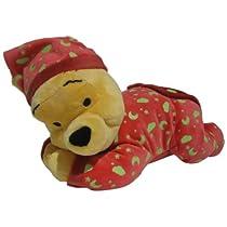 Disney - 5873841 - Peluche - Winnie Gid - Rouge - 30 Cm
