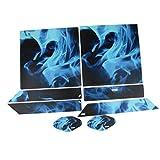 Baoblaze 全10タイプ スキンシール ソニーPS4 Pro用 フルボディ 保護カバー ステッカー デカール - タイプ5