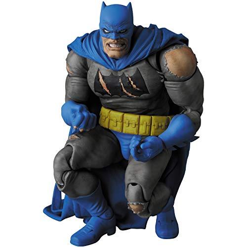 MAFEX マフェックス No.119 BATMAN (TDKR:The Dark Knight Triumphant) 全高約160mm 塗装済み アクションフィギュア